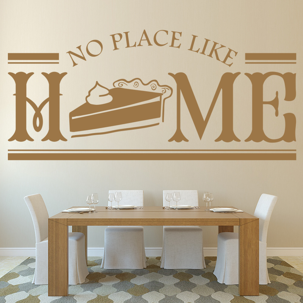 quote dining room wall stickers home kitchen decor art decals ebay