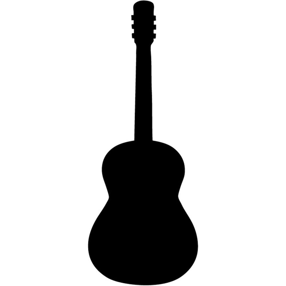 Guitarra vinilos decorativo instrumentos musicales for Vinilos decorativos instrumentos musicales