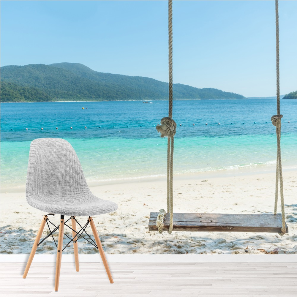 tropischer strand wandbild ozean foto tapete wohnzimmer schlafzimmer wohnkultur ebay. Black Bedroom Furniture Sets. Home Design Ideas