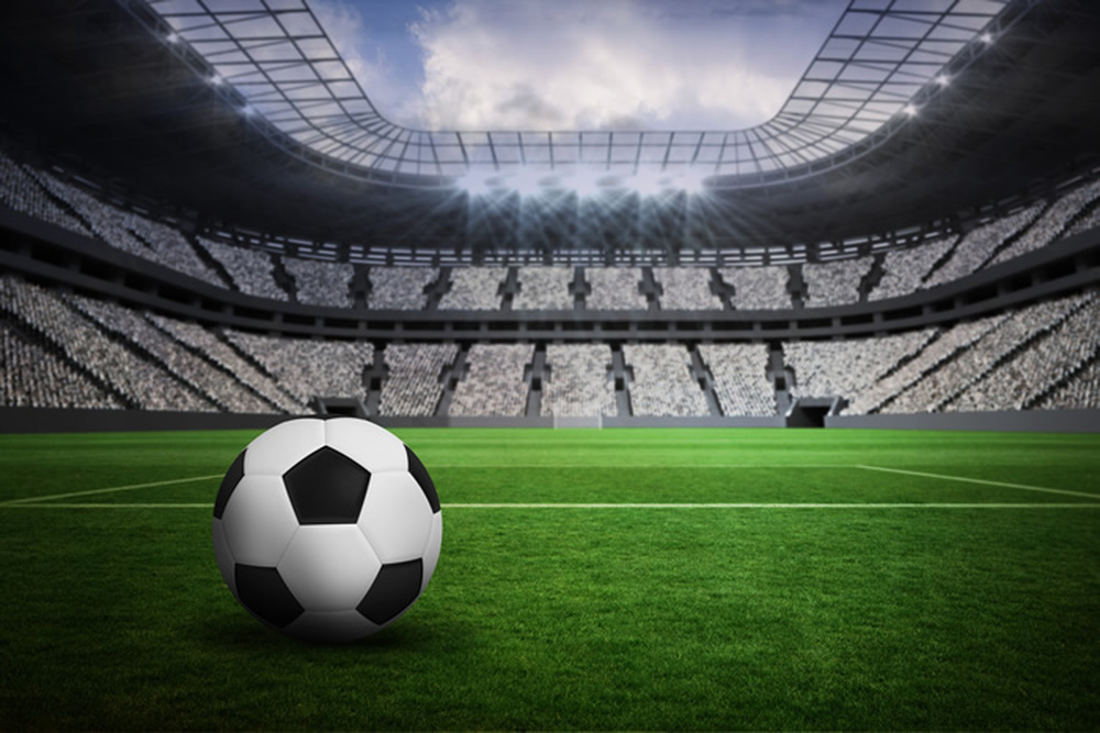 Football Wall Mural Football Stadium Photo Wallpaper Boys: Football Wall Mural Football Stadium Photo Wallpaper Boys