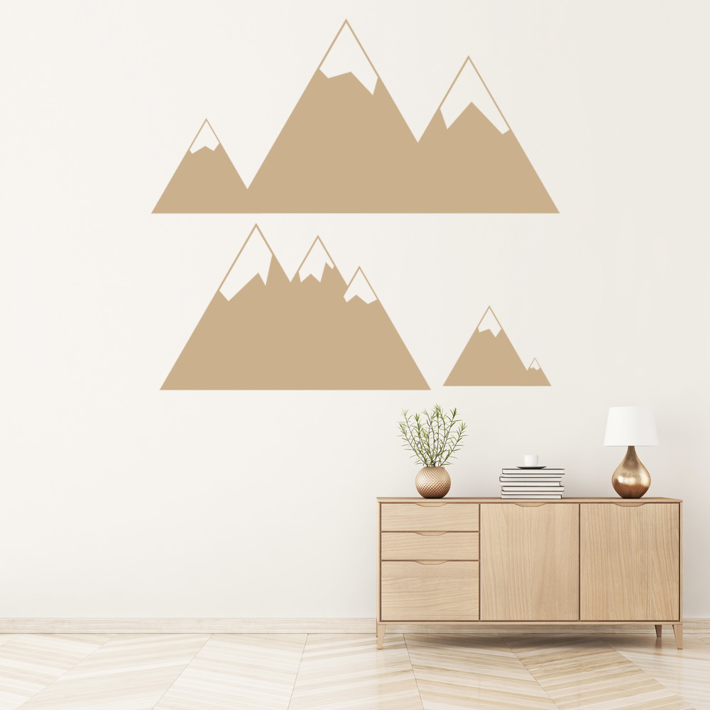 Mountain wall sticker landscape wall decal bedroom home decor ebay mountain wall sticker landscape wall decal bedroom home decor amipublicfo Choice Image