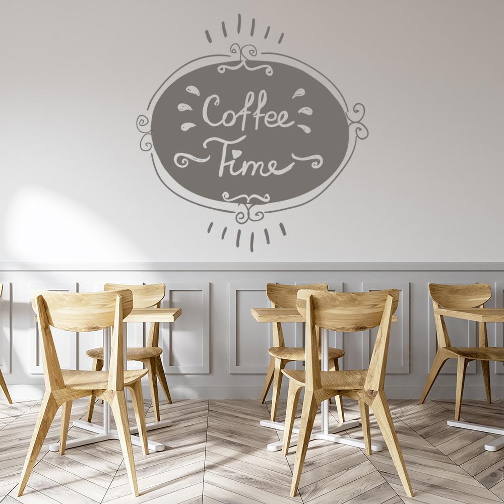 Wandtattoo Aufkleber Wandsticker 10 Motivbögen Cafe Restaurant Küche Genuss Deko